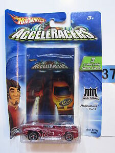 2004 HOT WHEELS ACCELERACERS HOLLOWBACK #5/9 - TAMPO VARIATION