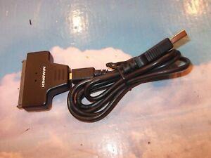 Kingwin ADP-07 USB to SATA Adapter 2.0 ssd & sata hard drive new w/ not the orig