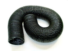 """AMC 4"""" Black Flexible Air Cleaner Intake Tube Hose Defroster SOLD BY FT Nos"""