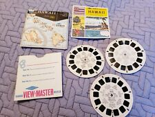 Vintage Sawyers Viewmaster A 120 HAWAII Reels