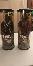 Planet Of The Apes Gorilla Soldier&Sergeant Rotating stands Special Edition 99