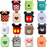 3D Cartoon Soft Earphone Headset Airpod Charging Case Cover For Apple Airpods