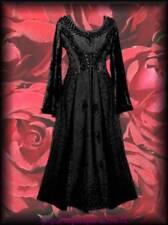 Bodenlange Damenkleider mit Gothic für die Freizeit