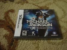 Michael Jackson: The Experience  (Nintendo DS, 2010)