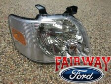 06 thru 10 Explorer & Sport Trac OEM Genuine Ford RH - Passenger Head Lamp Light
