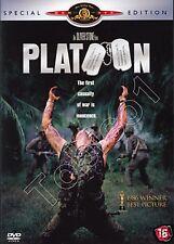 PLATOON SPEC. EDIT - TOM BERENGER - DVD  NIEUW - SEALED