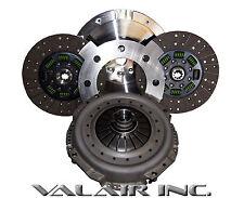 VALAIR, DUAL DISC ORGANIC CLUTCH KIT FOR 01 - 05 DODGE CUMMINS NMU70NV56DDSN-ORG
