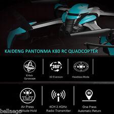 KAIDENG PANTONMA K80 2.4GHz 4CH 6 Axis Gyro Brushed Motor Drone RTF RC