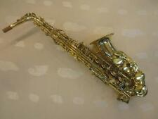 Musikwerks-Yellow Lacquer Alto Saxophone-Intermediate Level-New-w/Shop Warranty!
