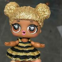 With BAG LOL Surprise Glitter Queen Bee Doll Series 1 L.O.L Authentic Doll Toy