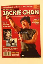 Inside Kung-Fu Magazine Presents Jackie Chane, February 1988