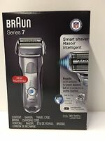 New Braun 7893s Series 7 Sonic Opti-Foil Wet & Dry Electric Shaver 2019 Model