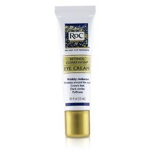 NEW ROC Retinol Correxion Eye Cream 15ml Womens Skin Care