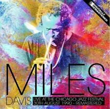 Miles Davis Live At The Chicago Jazz Festival Aug 1990 Vinyl LP Brand New Sealed