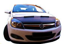 Haubenbra Opel Astra H Car Bra Steinschlagschutz BlackBull-Bra Tuning