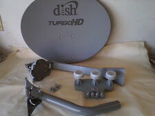 Dish Network HD Western ARC Satellite dish 1000.2   FTA dish 500