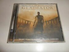 Cd    Hans Zimmer And  Lisa Gerrard  ‎– Gladiator (Music From The Motion Picture