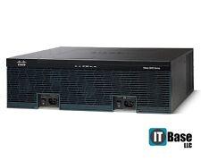 CISCO3925E/K9 Cisco 3925 Router 256MB CF default, 1 GB DRAM default Flash/Memory