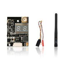 AKK K33 5.8G 40CH 600mW Double Screen Display FPV Audio Video Transmitter