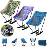Portable Folding Beach Chair For Fishing Camping Gardening Drawing Fishing + Bag