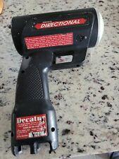 Decatur Genesis Vp K Band Handheld Police Radar Gun Mph No Accessories Inc