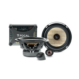 Focal Expert PS 165 FXE 2-way component car speakers !NEW Flax EVO series!