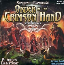 FFP Shadows of Brimstone Order the Crimson Hand Mission Pack New