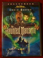 Walt Disney Presents: The Haunted Mansion (DVD, 2004, Full Frame Edition)