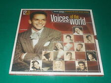 Voices of the world 12 cd Frank Sinatra Elvis Presley Marilyn Monroe Dean Martin