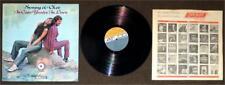 "SONNY & CHER ~ IN CASE YOU'RE IN LOVE ~ 12"" VINYL LP RECORD ~ 12 GREAT TRACKS"