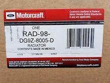 FORD OEM 13-16 Fusion-Radiator DG9Z8005D