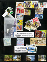 Worldwide Mint NH Modern Stamp Lot