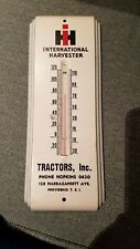 New ListingVintage Ih International Harvester Thermometer Providence Rhode Island