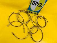 NEU KUNIFER Bremsleitungssatz Opel Kapitän P 2,5 und PL 2,6 Bremsleitung Satz