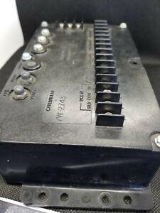 Caterpillar 7W-2743 Switch A Control Unit ECU