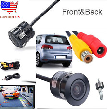 Fast Delivery 12V CMOS Anti Fog Car Rear View Reverse Camera Backup Parking US