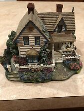 Thomas Kinkade Hawthorne Village Home Is Where The Heart Is A6669 Lighted House