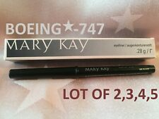 Mary Kay EYELINER Black  LOT of 1,2,3,4,5 MHD:2021 ✰ OVP! ✰  Frisch! ✈