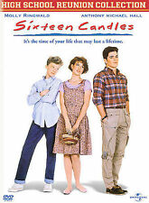 Sixteen Candles (DVD, 2003) RARE 1984 ROMANTIC COMEDY BRAND NEW