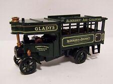 MATCHBOX Yesteryear FODEN vapore Bus Aldershot & DISTRETTO Gladys Y27 CODICE 3