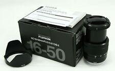 Fujifilm Fujinon XC 16-50mm F/3.5-5.6 ED Aspherical OIS  Mk II Lens - New Unused
