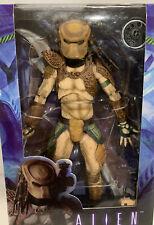 "Alien vs Predator (Arcade) - 7"" Scale Action Figure - Hunter Predator - Open"
