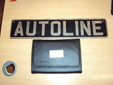 VAUXHALL SIGNUM 2004 CAR HAND BOOKS WITH WALLET