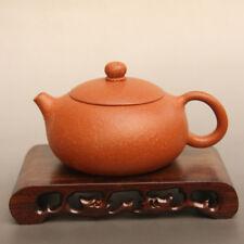 Chinese Yixing zisha teapot handmade Red Bian xi shi teapot 190cc