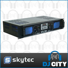2000 watt power Amplifier with MP3 playback is great for DJ's, Karaoke, Cafes...