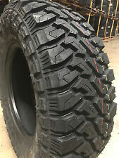 6 NEW 33x12.50R17 Centennial Dirt Commander M/T Mud Tires MT 33 12.50 17 R17