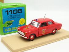 Eligor 1/43 - Ford Cortina Pompieri
