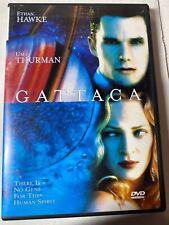 Gattaca (Dvd) Ethan Hawke Classic Movie Rare Oop ! 1998