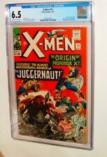 1965 MARVEL THE X MEN ISSUE #12 COMIC BOOK CGC 6.5 CONDITION