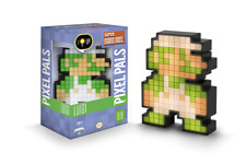PDP Pixel Pals 8-bit Luigi Light up Display 010